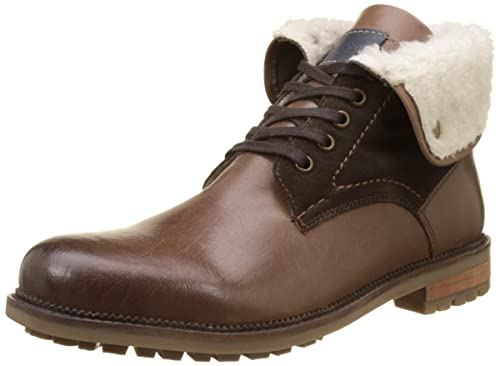 Hush PuppiesDraky - Botines Hombre, marrón (marrón (marrón)), 44: Amazon.es: Zapatos y complementos