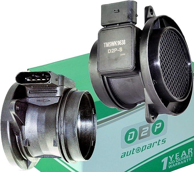 Se adapta a Mercedes C180 C200 C230 Sensor Medidor de flujo de aire de masa Kompressor 2710940248