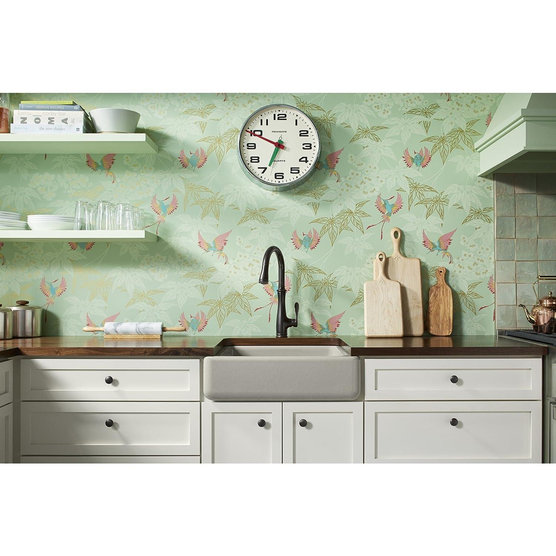 Kohler Bellera Pull Down Kitchen Faucet 0.375 Oil-Rubbed Bronze ...
