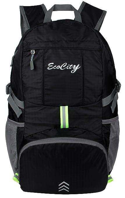 27 opinioni per EcoCity Ultra-light 30L ripstop impermeabile pieghevole Trekking Daypacks Viaggi