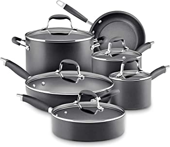 Anolon 11 Piece Nonstick Cookware Sets