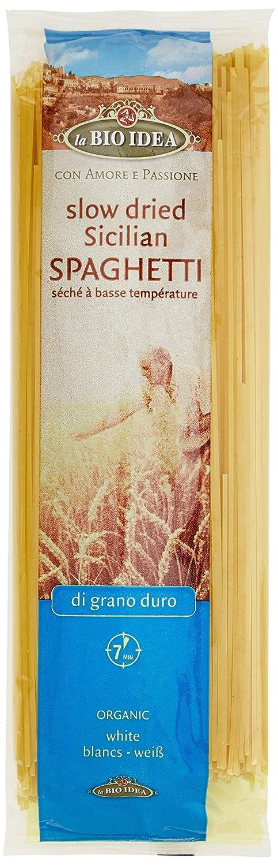 Helpful 12 Packs Of La Bio Idea Org White Spaghetti 500g Health & Beauty