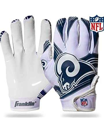 Franklin Sports NFL Team Licensed Youth Football Receiver Gloves (Pair) 9ae9ff0d1f