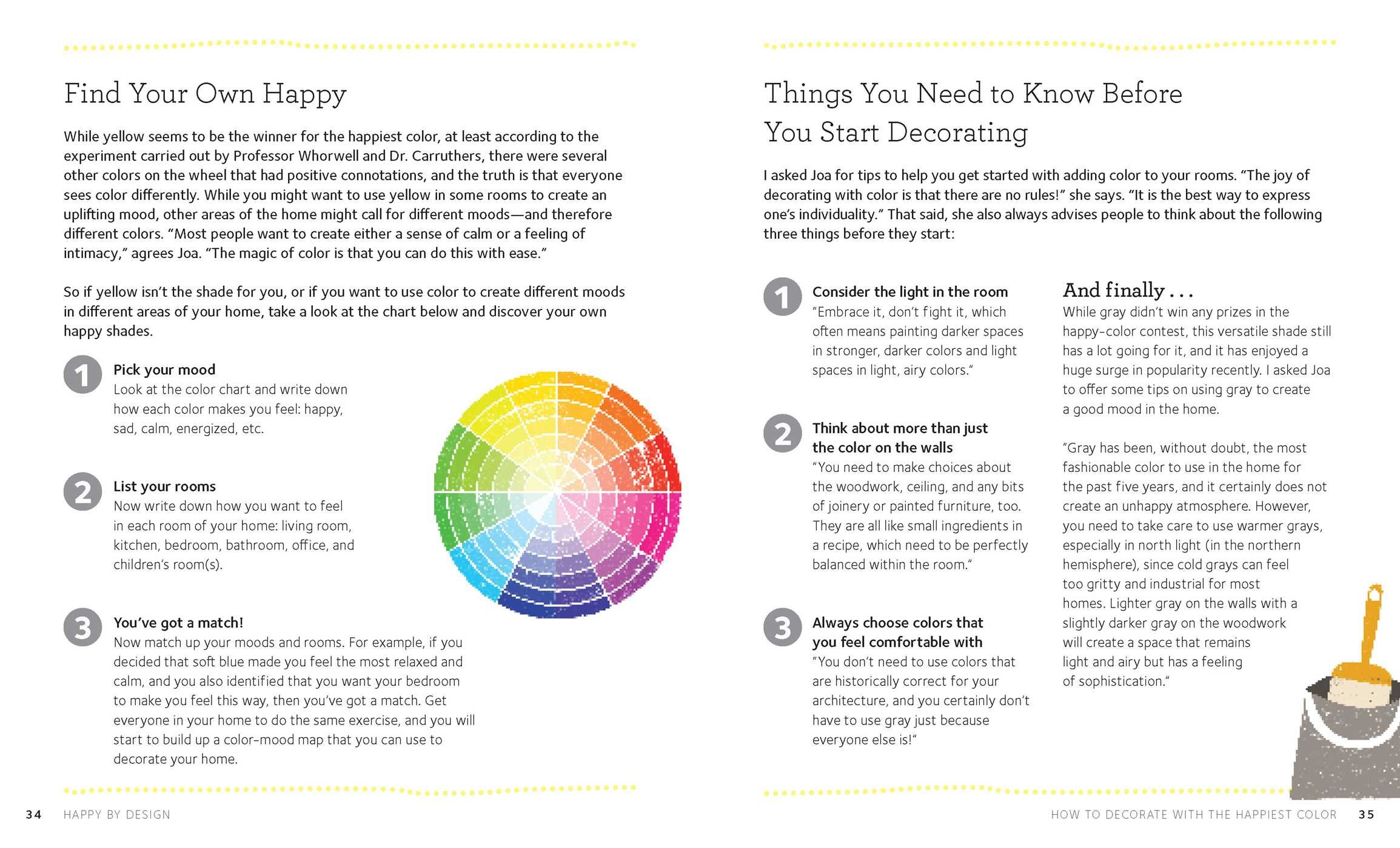Happy By Design How To Create A Home That Boosts Your Health And