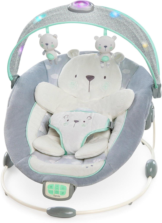 Hamaca con Arco de Juegos Luminoso - Teddy Bear™