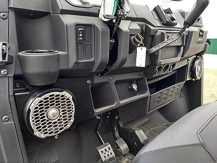 Amazon com: 2018/2019 Polaris Ranger XP 1000 Dash Mounted