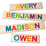 Superfly Kids Child's Personalized Name Puzzle - Up To 9 Letter