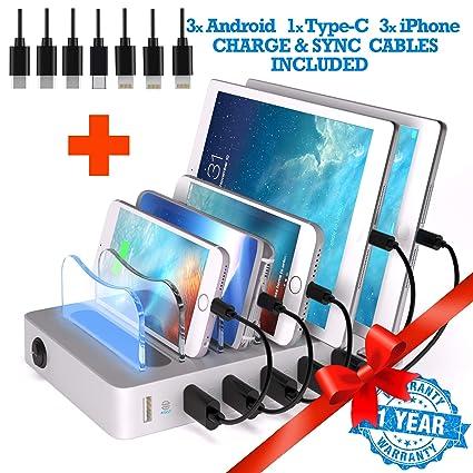 Amazon.com: Timstool - Estación de carga USB para varios ...