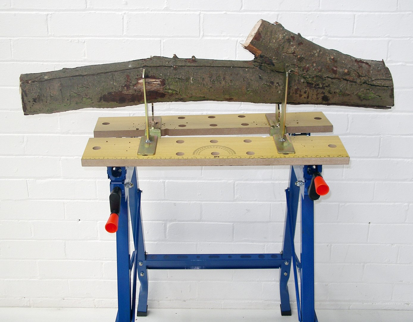 Incredible Forest Master Bench Jaws Work Bench Log Clamps Chainsaw Log Beatyapartments Chair Design Images Beatyapartmentscom
