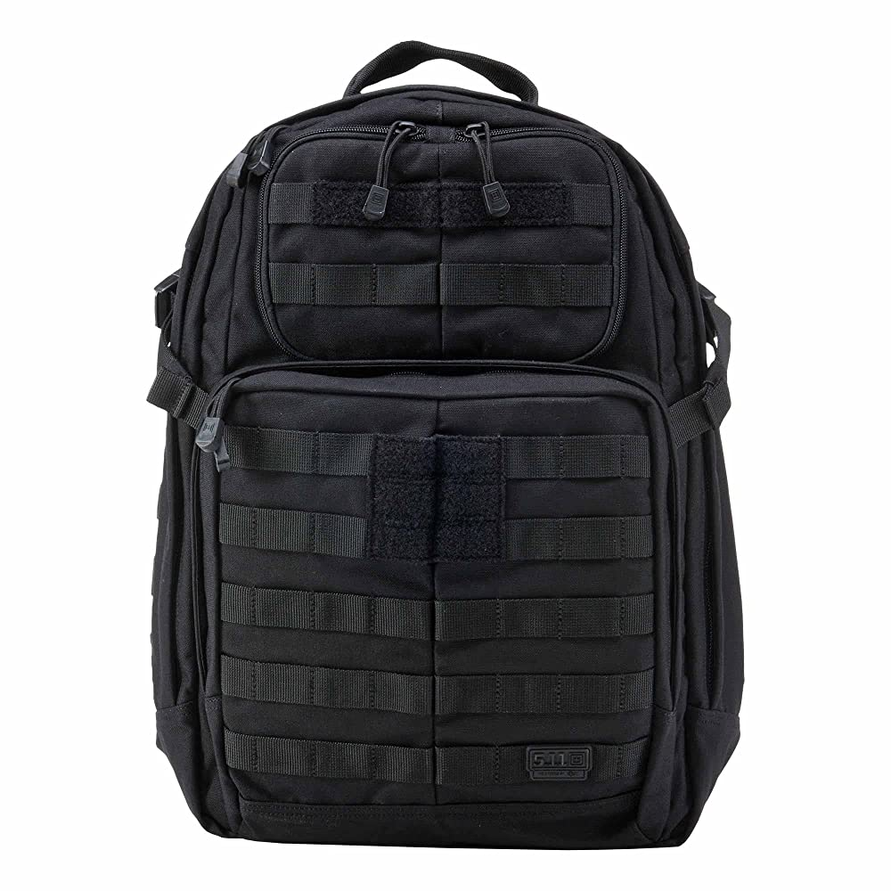 5. 11 RUSH24 Tactical Backpack for Military, Bug Out Bag, Medium, Style 58601