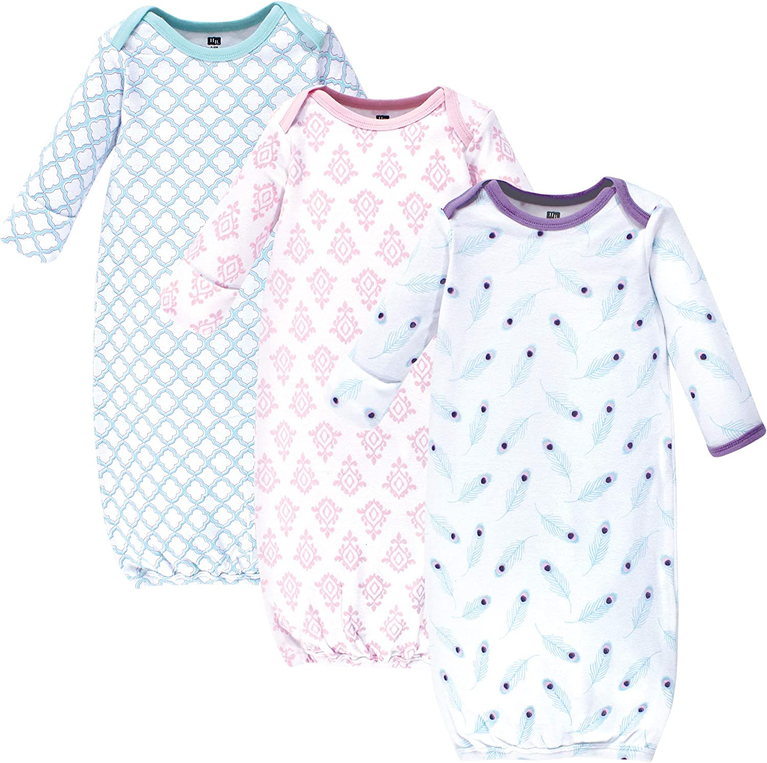 Hudson baby Baby Boys Cotton Gowns Nightgown