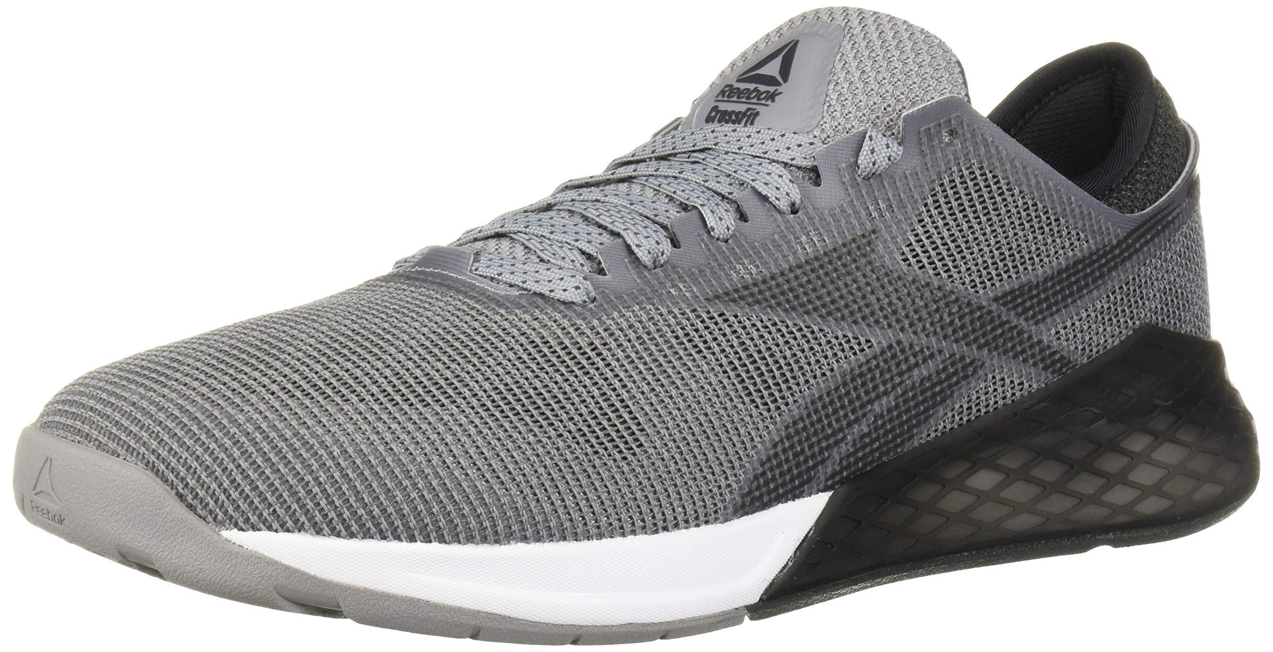 Reebok Men's Nano 9 Cross Trainer, Cool Shadow/Cold Grey, 8 M US