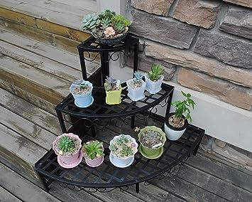 Amazon.com: 1. Soportes para plantas.: Jardín y Exteriores