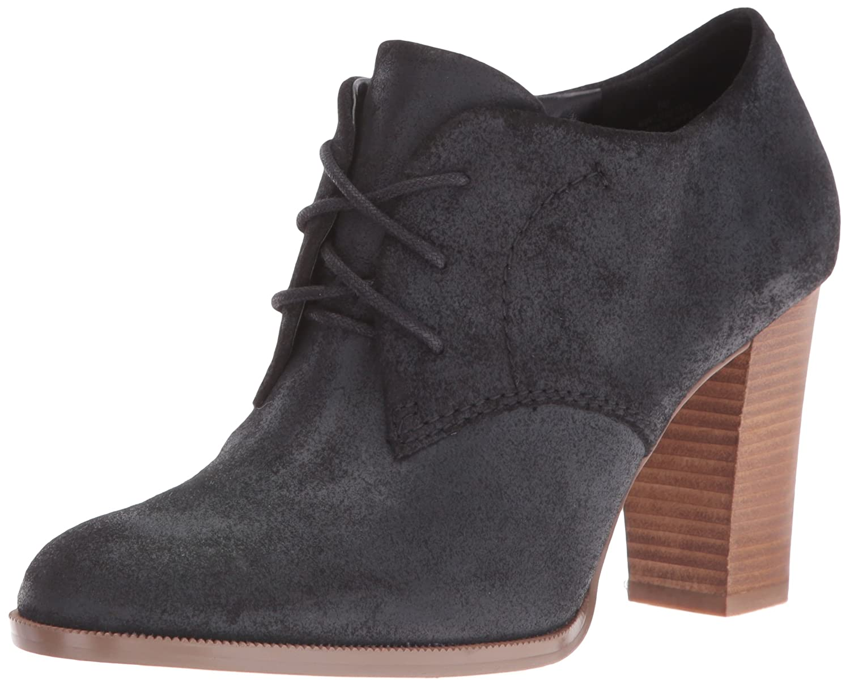 Nine West Women's Justus Ankle Bootie B01JMOYAWI 7.5 B(M) US|Black