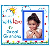 With Love to Great Grandma! - Picture Frame Gift