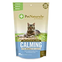 Pet Naturals of Vermont 30 Count Calming Behavioral Support Soft Chews for Dogs and Cats