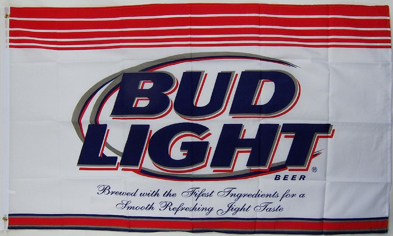 Busch Light Bud Beer Flag 3x5 Indoor Outdoor Banner man cave bar Best Quality