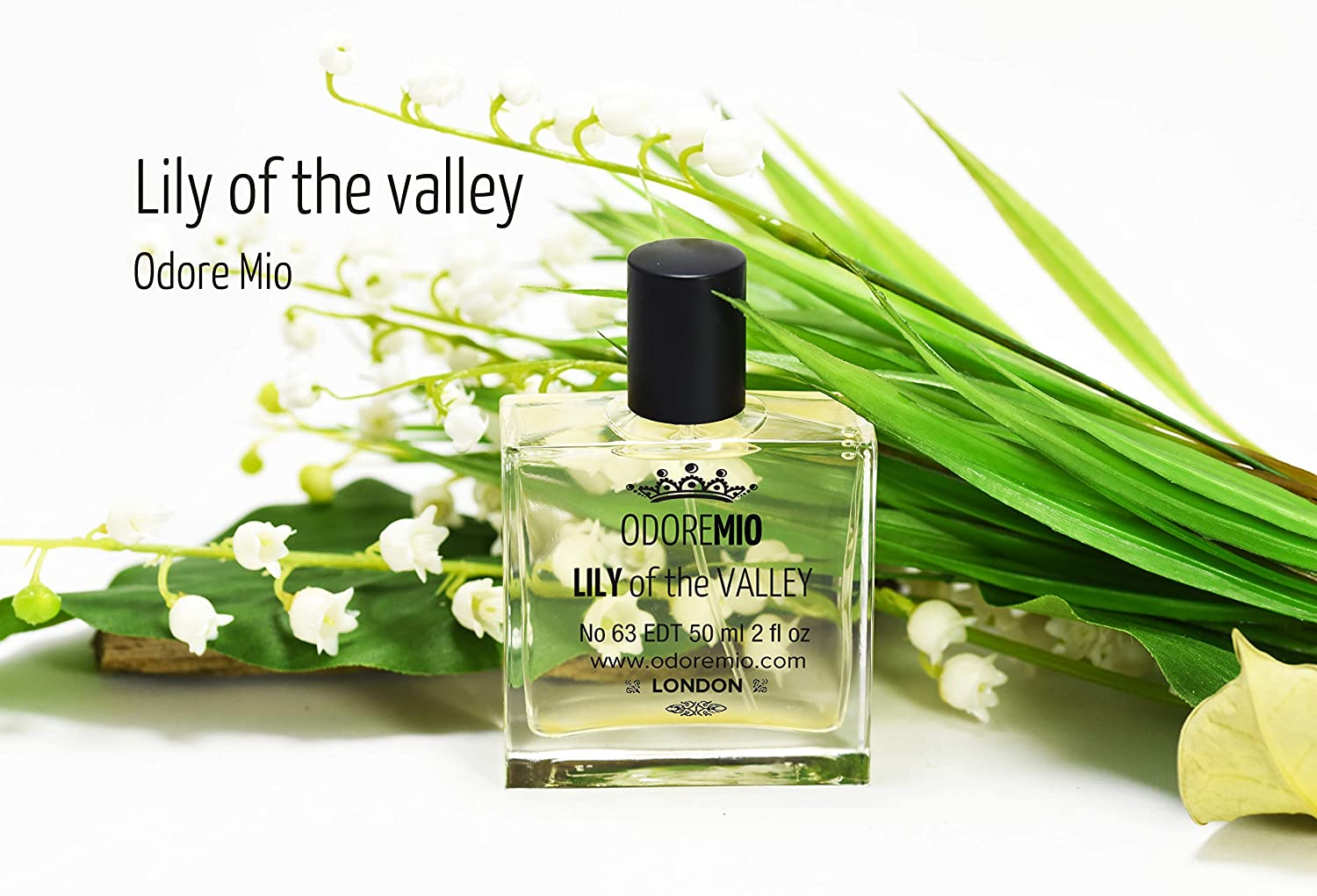 Odore Mio Lily of the Valley EDT 50 ml Perfume for Her