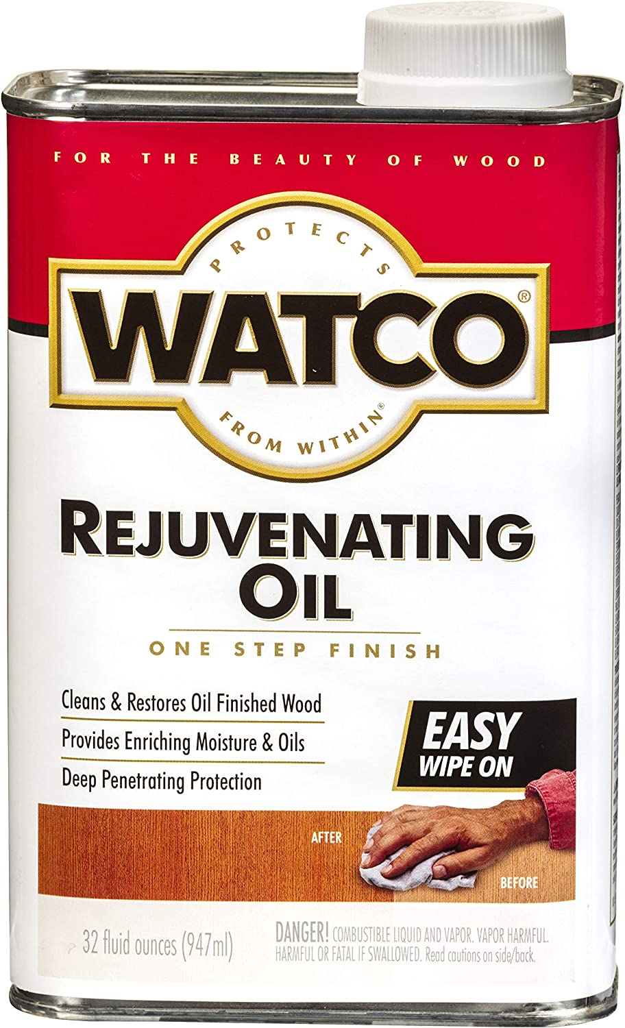 Watco 66041 Rejuvenating Oil, Quart