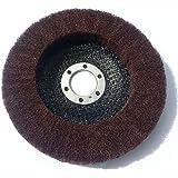 125 mm Abrasive Disk für Winkelschleifer Schleifteller Schleifscheibe Reinigungsscheibe