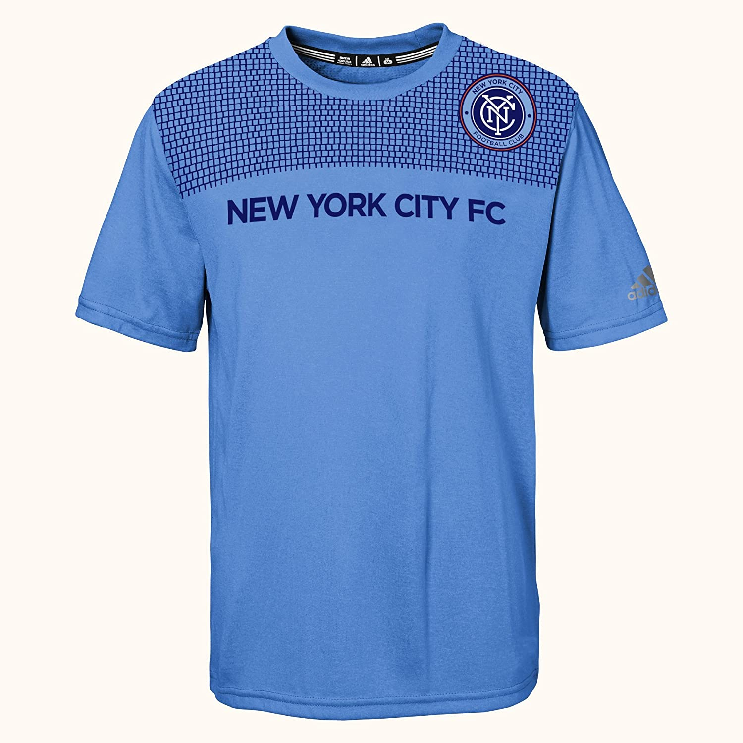 New York City FC Youth Ultimate Short Sleeve T-Shirt