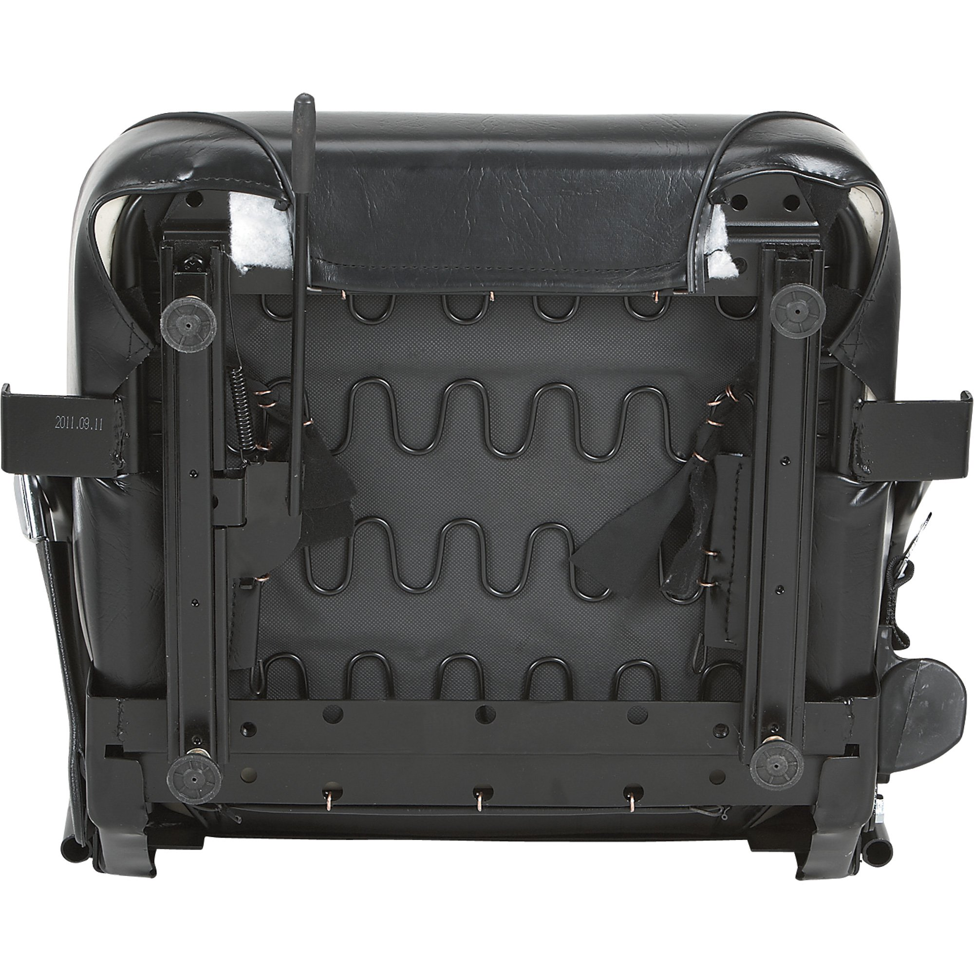 Wise Universal Forklift Seat Assembly, Model# WM1107