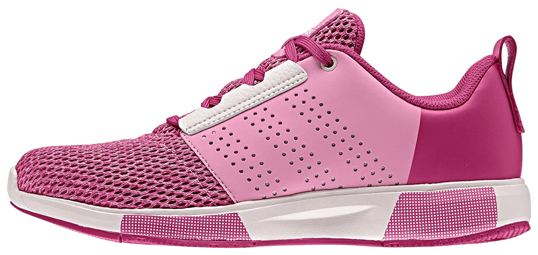 Adidas Damen Madoru 2 W Laufschuhe Rosa / Blanco (Eqtros Ftwbla / Ftwbla (Eqtros / Sebrro) 5c1db4