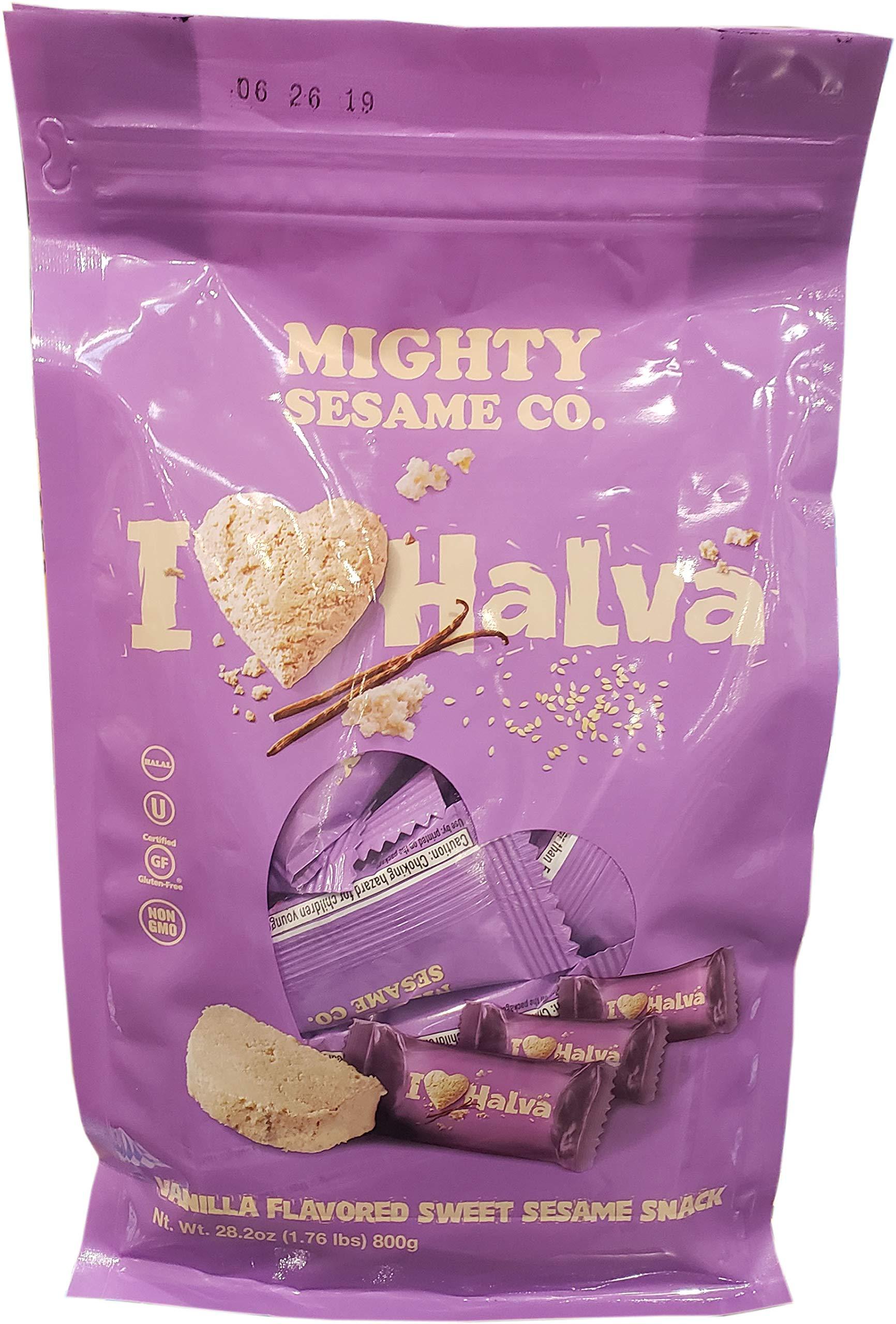 I Love Halva Sweet Sesame Snack, 28.2 Ounce