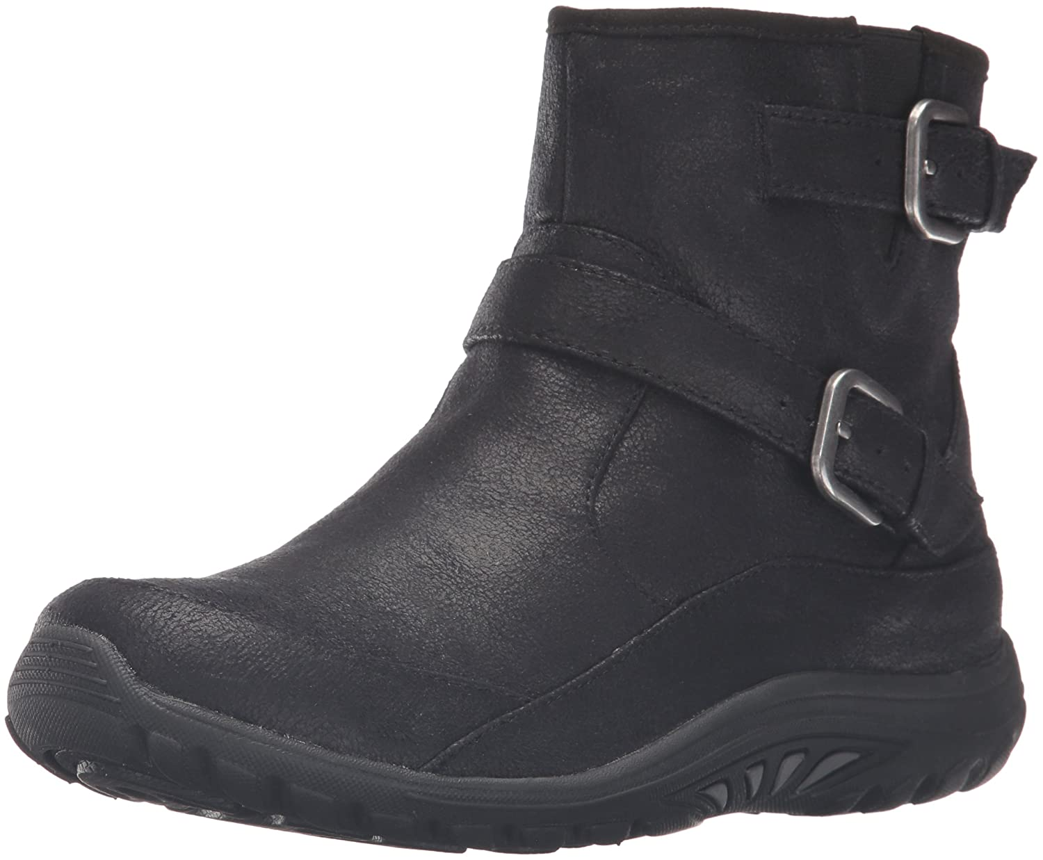 Skechers Womens Reggae Fest-Urban Dread Ankle Bootie  5.5 B(M) US|Black