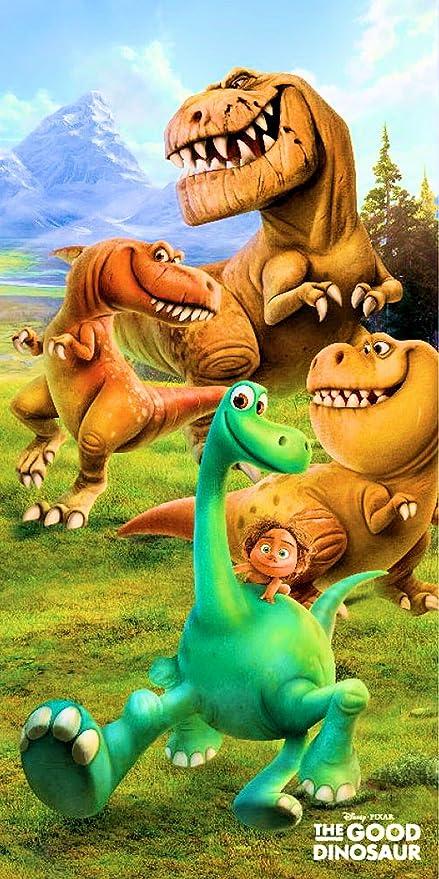 Toalla de playa – Toalla de baño (Le Bon dinosaurio Arlo para niños