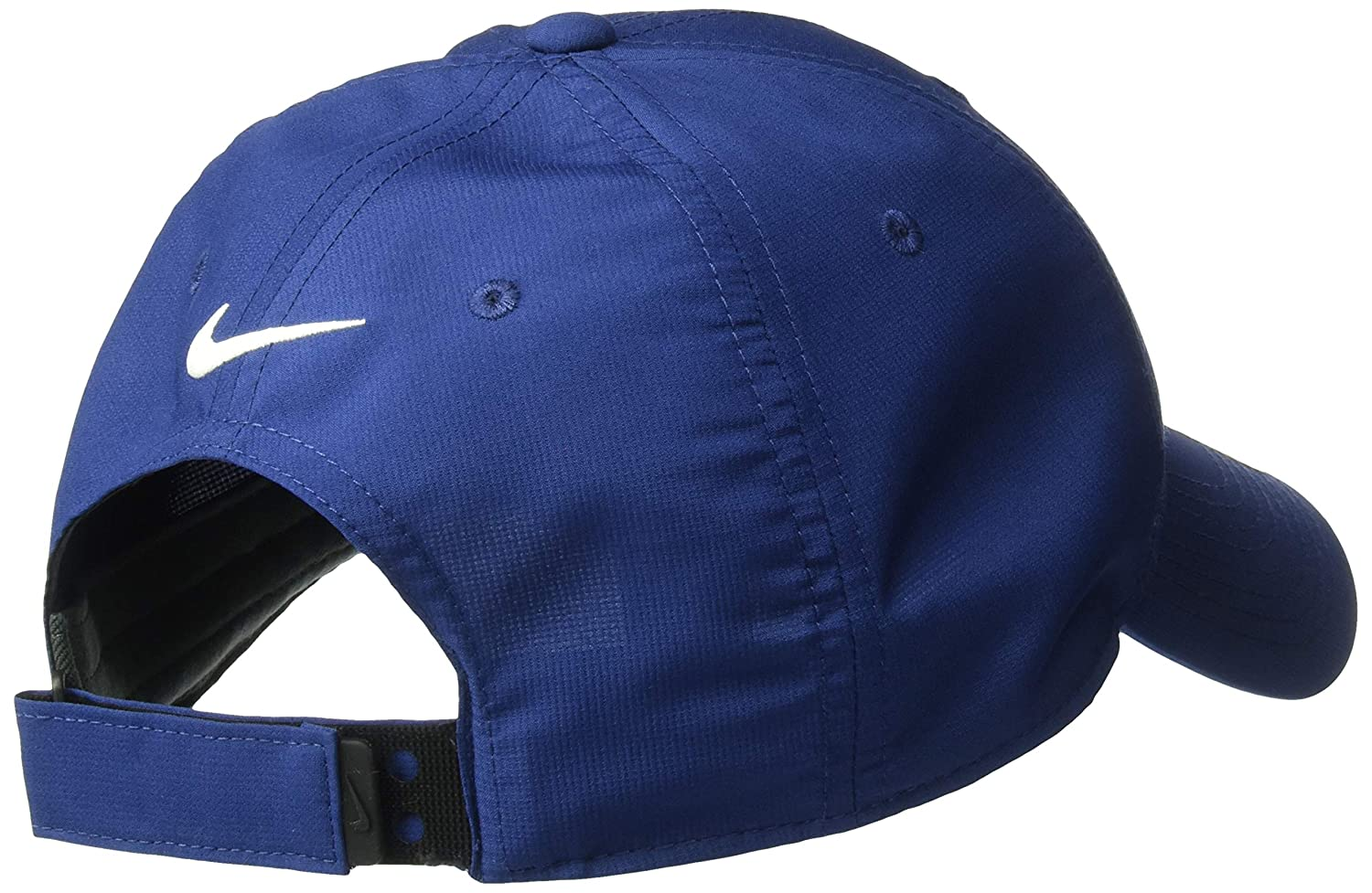 28a45833 Amazon.com: Nike Unisex Legacy Golf Cap, Adjustable & Lightweight Hat for  Men and Women, Blue Void/Anthracite/Sail: Sports & Outdoors