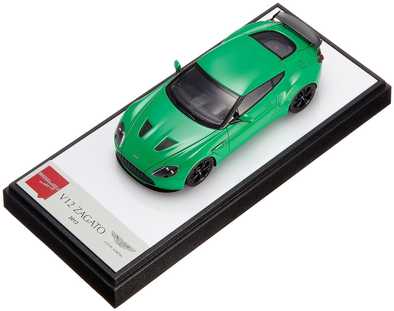 Eidolon 1 43 Aston Martin V12 Zagato 2012 verde (japan import)