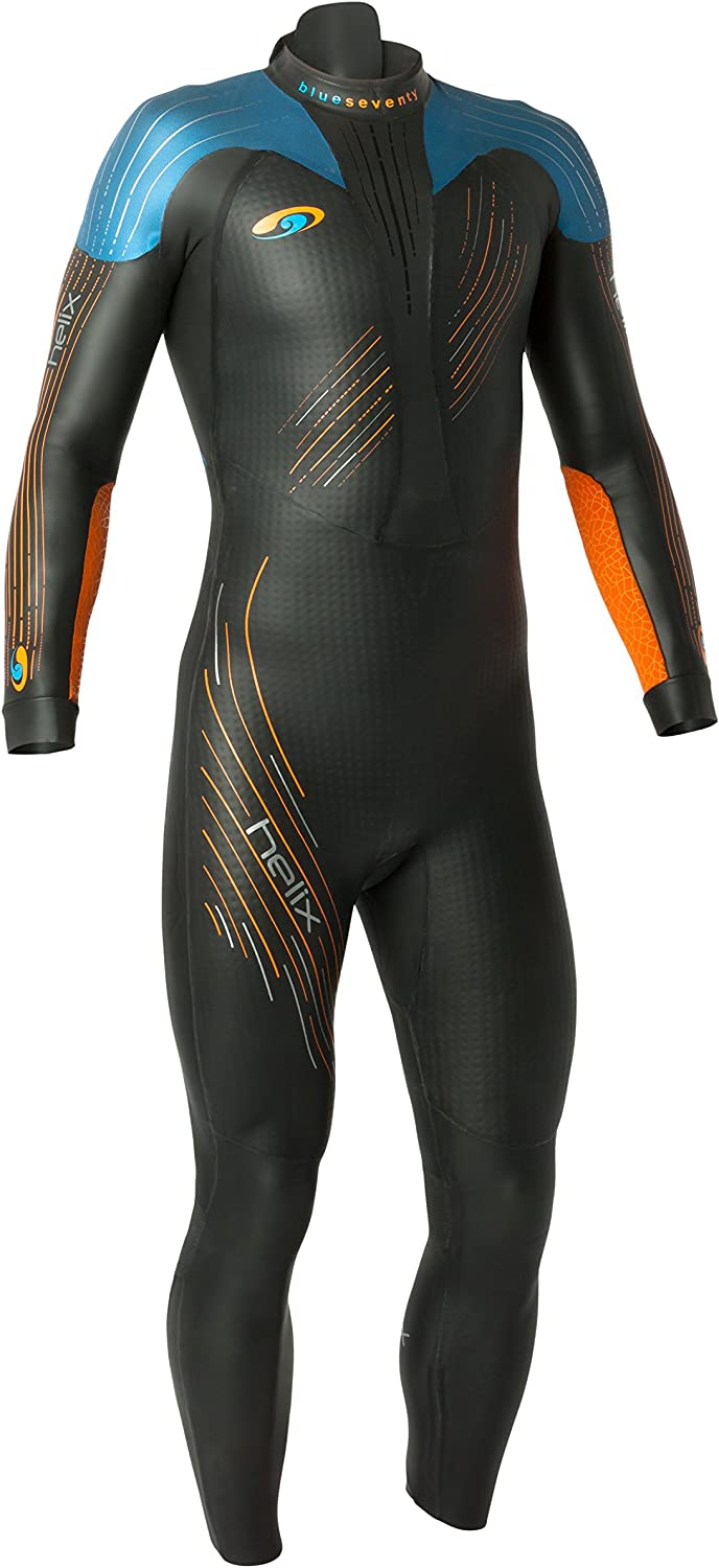 Brand New 2019 Blueseventy Sprint Men/'s Fullsleeve Triathlon Wetsuit