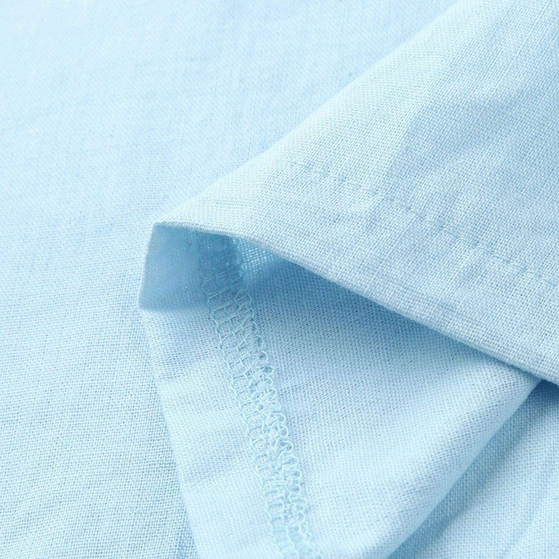 Shooky D Mens Casual Retro Long Sleeve Shirts,Black,S
