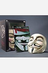 V for Vendetta Deluxe Collector Set Paperback