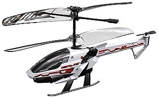 World Brands - Spy Cam III, helicóptero con cámara, gris (84737)