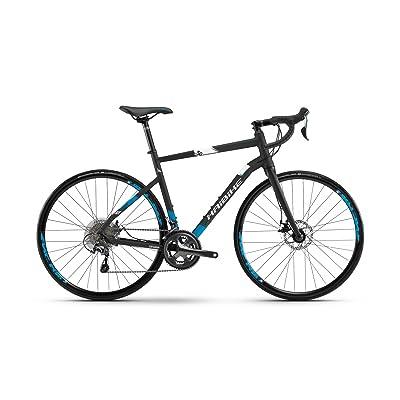 "'Haibike vélo Seet Race 5.028""20-velocità taille 47Noir/Bleu 2018(ciclocross Gravel)/Bike Seet Race 5.02820-speed Size 47black/blue 2018(Cyclocross G"