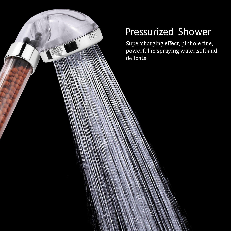 augmentation de la pression de leau et /économie deau Pommeau de douche avec spa /à filtre