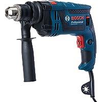 Bosch 06012281E4-000, Furadeira de Impacto GSB 16 RE 220V, Azul