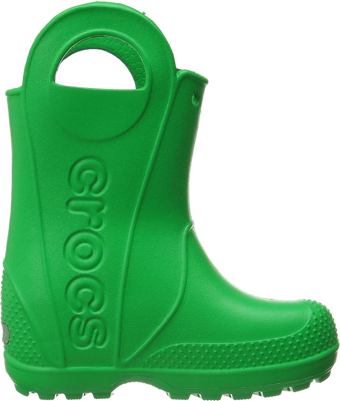 Crocs Baby-Girls Handle It Rain Boot Rain Boots