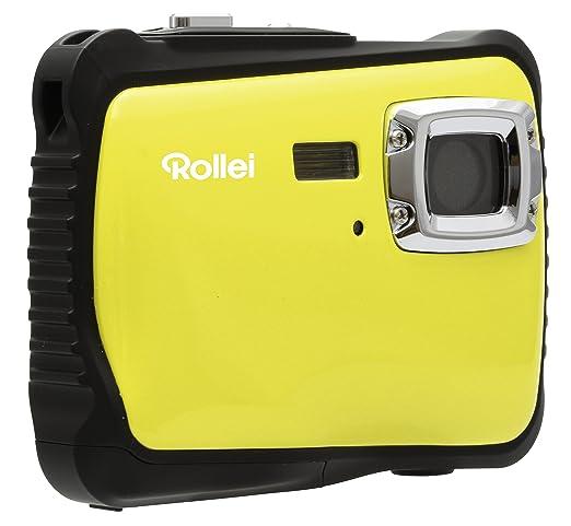 8 opinioni per Rollei Sportsline 65 Fotocamera Digitale, 5 Megapixel, Funzione Video HD 720p,