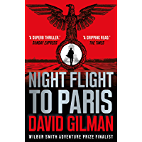 Night Flight to Paris: A World War II thriller from the author of the Master of War series (English Edition)