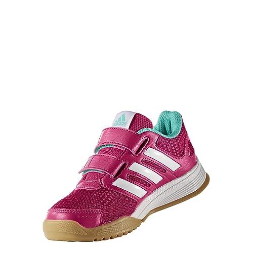 075224b31b6315 adidas Unisex Kids  Interplay Cf K S76507 Trainers  Amazon.co.uk ...