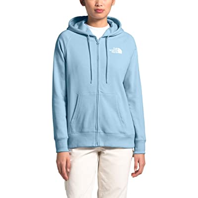 The North Face Women's Half Dome Full Zip Hoodie: Clothing