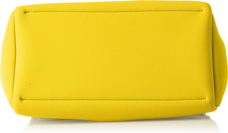 SAVE MY BAG Petite Miss, Bolso de mano. para Mujer, Amarillo (Rabat), 26x23x13 centimeters (W x H x L): Amazon.es: Zapatos y complementos