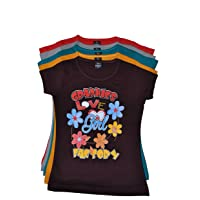 trendz polo Girls top Combo Pack 5