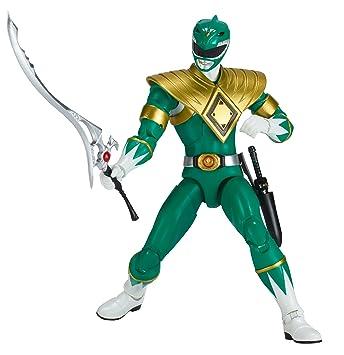 Power Rangers Legacy ‑ 6 5-Inch Mighty Morphin Green Ranger Legacy Figure