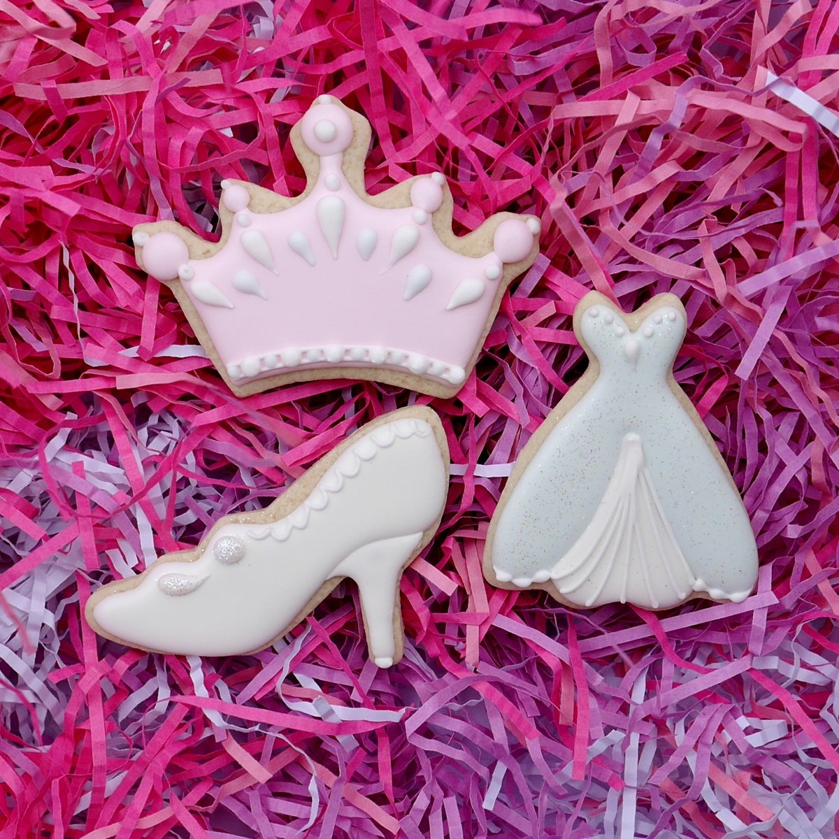 Princess Kingdom Cookie Cutter Set - 10 Piece Stainless Steel by Sweet Cookie Crumbs (Image #6)