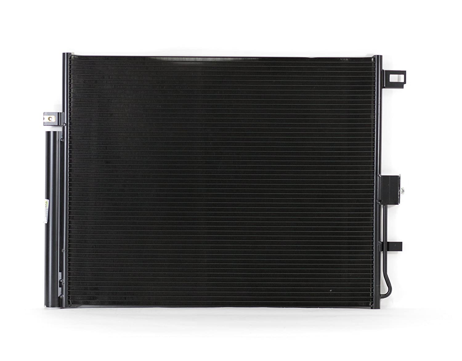 A-C Condenser Pacific Best Inc For//Fit 30044 15-17 Dodge Durango Front WITH Receiver /& Dryer