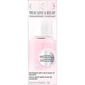 essie Treat Love & Color Nail Polish For Normal To Dry/Brittle Nails, Soul Happy, 0.46 fl. oz.